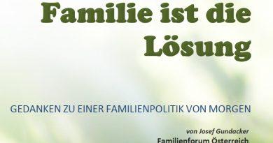 Familie ist die Lösung