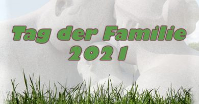 Gedanken zum Int. Tag der Familie 2021